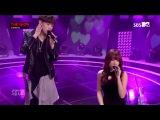 [PERF] 140225 Soyou & JungGiGo - Some @ SBS MTV The Show