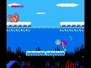 The Little Mermaid (NES) Speed Run (07:13) (By Sting)