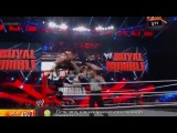 Скала vs CM Панк Royal Rumble 2013(QTV)