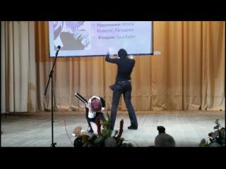 ASF 2012 - Roody, Тоша - Hrona Makeshi,Рагнарюк - Ярославль (Soul Eater) (Групповое дефиле 3 место)