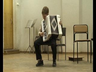 Григ Песня Сольвейг осень 2011