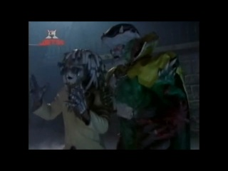 Битлборги / Big Bad Beetleborgs [40] She Wolf / английская озвучка