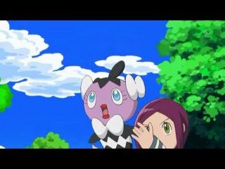 Pokemon\Покемон 14 сезон 38 серия (697 серия) озвучка сейю Alex888Over