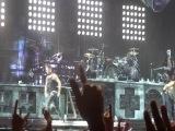 Рок над Волгой 2013.Rammstein.Уход со сцены.пережить бы их выступление еще раз!они лучшие!