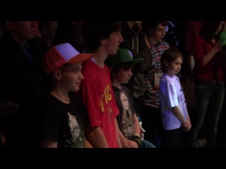 King of the street 2012 - ZAMES CREW show (эпизод 1) (камера №3)