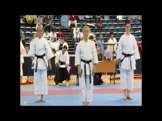Fudokan Karate Kata Washi No Maai Bunkai(vuelo del aguila)
