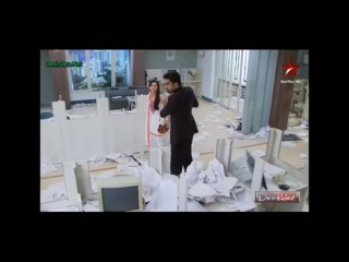 Shlok and Aastha love scene 14 (Shlok saves Aastha)