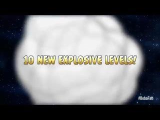 Angry Birds Star Wars / миссии Боба Фетта / SGAMES.ua