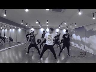 EXO Dab step