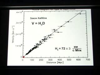 В. Сурдин - Общая астрономия - Лекция 13. Мир галактик. Космология
