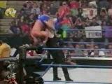 WWF SmackDown! 14.06.2001 - Мировой Рестлинг на канале СТС / Всеволод Кузнецов и Александр Новиков