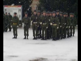 16 ОБрСпН ГРУ гор.Тамбов призыв 2006-2008