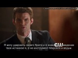 The Originals 1x05 Webclip #2 - Sinners and Saints rus sub