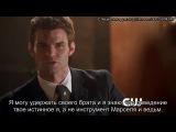 The Originals 1x05 Webclip #2 - Sinners and Saints rus sub