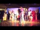 Танец наших аниматоров в Египте