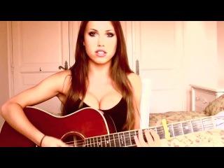 Wonderwall - Oasis (cover) Jess Greenberg