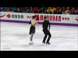 Тесса Вирту и Скотт Мойр - Чемпионат мира 2013 (Произвольный танец)