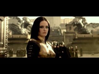 Ролик о создании фильма «300 спартанцев: Расцвет империи». Ева Грин -самая прекрасная женщина на планете.