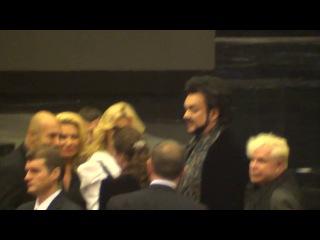 ☼ Перед началом юбилейного шоу А.Лорак в Кремле ☼