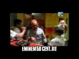Eminem -  Съемка клипа The Real Slim Shady(eminem50cent.ru)