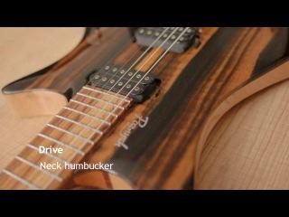 Презентация Poznysh Headless Guitar