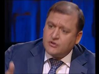 Шустер LIVE(М.Добкин и С.Шустер:один на один в студии ТВ-UA) 31.03.2014