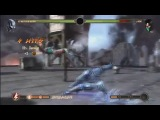Mortal Kombat 2011 - Cyber Sub-Zero-u0027s Arcade Run on Expert Level Requested by Pig of the Hut