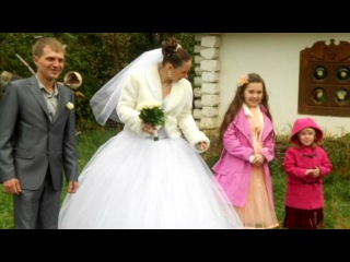 «Свадьба Викуси и Димы(10.10.12)» под музыку Евгений Кузин - Ты станешь мамой. Picrolla