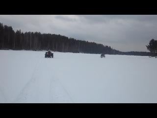 сф мото по льду