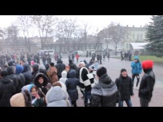 ЄВРОМАЙДАН...СТРИЙ...02.12.2013