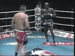 Jerrel Venetiaan [K-1 World Grand Prix 2003 Final Elimination]