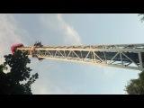 Свободное падение(г.Санкт Петербург, парк аттракционов