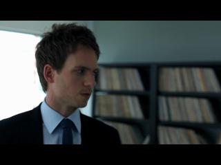 Костюмы Suits 1 сезон 3 серия 720p Путь к успеху Inside Track