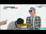 [G-Day] (131204) Weekly Idol @ G-Dragon (рус.саб)