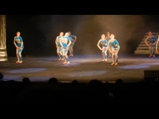 Меж двух ветров. Детский театр-студия эстрадного танца Хорошки, г.Баранул. Постановка ищет автора!