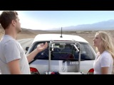 Diane & Joshua forMercedes-Benz TV- Defying Death Valley