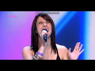 Demi lovato cries on jillian jensen x factor usa 2012 audition
