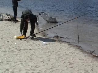 Видеоотчет с открытого Кубка Рыболовного Клуба