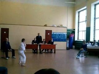 чемпионат и первенство Архангельской области по дисциплинам КАТА по кекусинкай карате