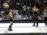 WWF SmackDown! 07.02.2002 - Мировой Рестлинг на канале СТС / Всеволод Кузнецов и Александр Новиков