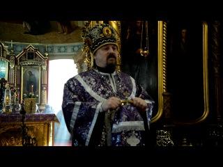 Проповедь митр. Иоанна в годовщину смерти старца Алексия (2013)