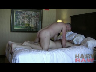 (hairy and raw) - ashby red and maximus o'connell