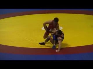 Аниуар Гедуев на чемпионате Европы