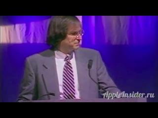 Стив Джобс о технологиях в кино