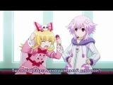 Игровое гиперпространство Нептунии / Hyperdimension Game Neptune The Animation (SUB) - 2 серия