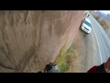 BASE Jumper survives terrifying cliff strike. Awolnation - Sail