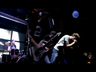 The Second Chance - Broken Promises [Element Eighty Cover] Live in LED Club!!!