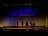 STRIP (Nelly Furtado/ Liliya Zhelnina), отчетный концерт школы танцев DELUXE DANCE