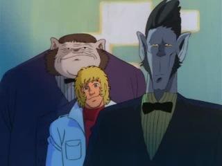 Космические приключения Кобры / Space Adventure Cobra - 1 эпизод