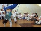 Capoeira Angola Palmares. открытая рода 12.10.2013. часть 4